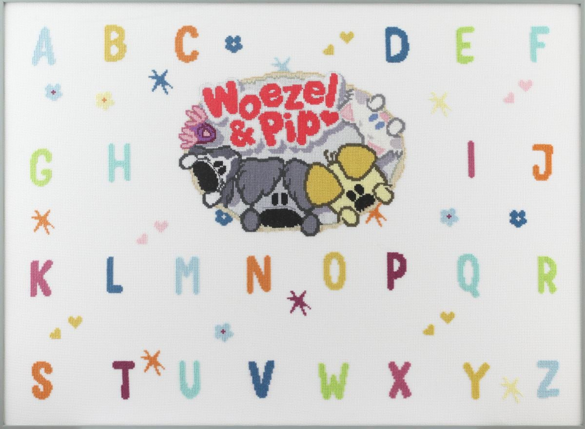 woezel pip abc