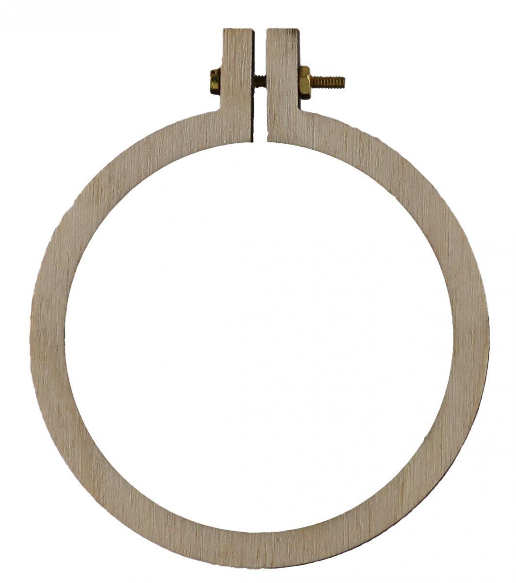 embroidery hoop wood 5 cm